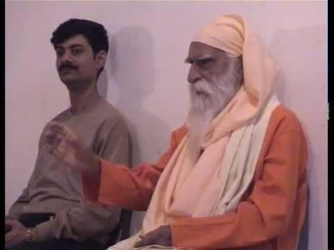 Swami Dev Murti Ji and Chitranjan Kumar in Zagreb, Hrvatska,9 June 2008