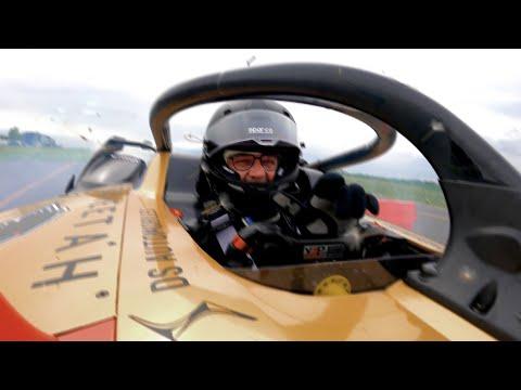 Je crashe une Formule E !