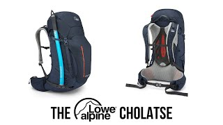 SPOTLIGHT: Lowe Alpine - Cholatse