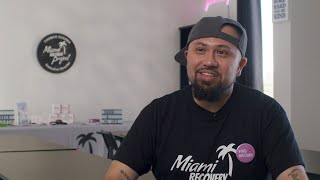 Thomas, Executive Director, Miami Recovery Project | Voices of Recovery 2021