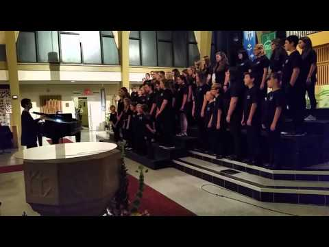 Newfoundland Choir 2015 - Listen to the Wind