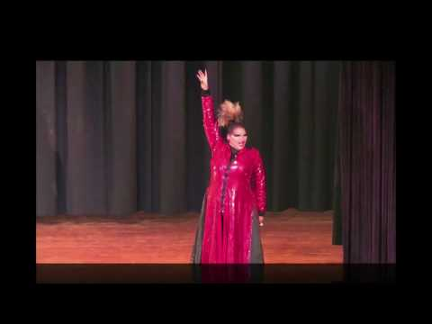 2010 KSU Drag Show - Chelsea Pearl 1st Performance