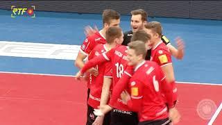 Volleyball: TV Rottenburg - Berlin Recycling Volleys. Mehr Beiträge zur Volleyball Bundesliga auf Sporttotal.tv