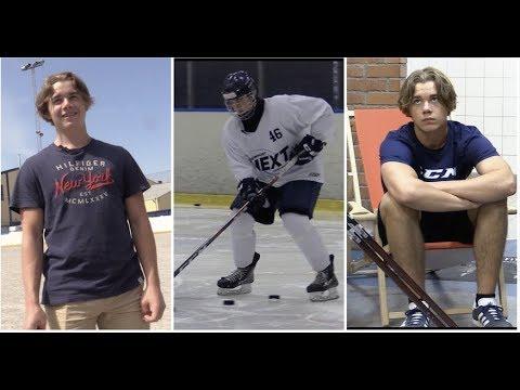 HockeyNews.se träffar Alexander Holtz