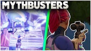 Can You Get A Collateral In Fortnite? | Do Impulse Grenades Affect Gliding Players? | Mythbusters 11