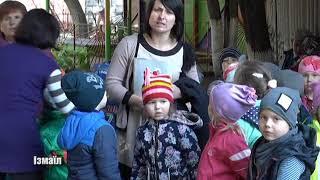 Навчальна евакуація в дитячому садочку
