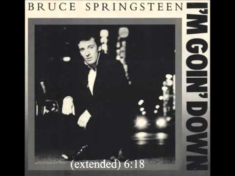 I'm going down (extended) - Bruce Springsteen