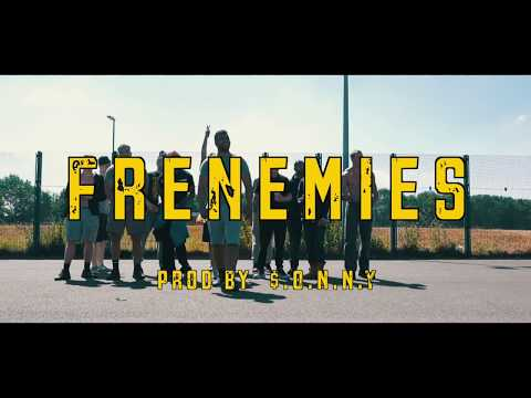 RYZA  FRENEMIES (OFFICIAL MUSIC VIDEO)