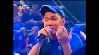 Жуки - Окрошка (Live Земля-Воздух, 2002 г.)