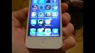 продам Apple iPhone 4 16gb белый, отл. сост. полн. компл. (ВИДЕО)(, 2013-11-12T15:26:18.000Z)