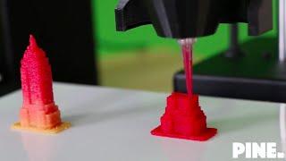 Top 5 Kickstarter #3: 3D-printer Technology