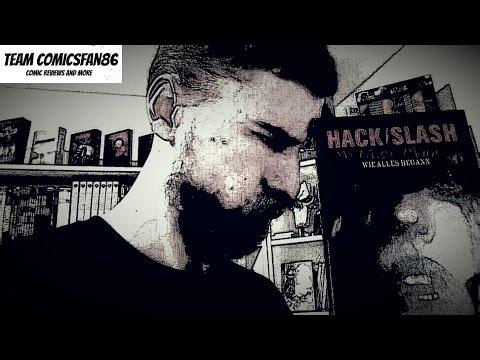 Sinus Seriöse Sondervorstellung: Hack/Slash Comic Review | Cross Cult (Deutsch)