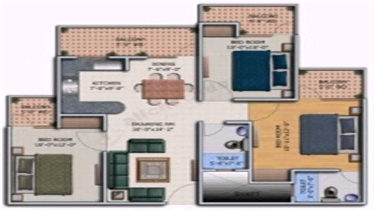 House Floor Plan With Dimensions YouTube