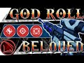 Destiny 2: Beloved God Roll Guide & Review – Menagerie Sniper Rifle Recipe PvP Gameplay