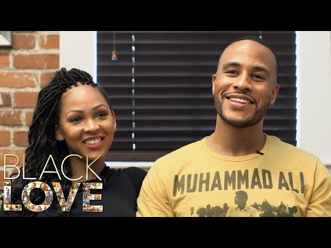 The Lesson Meagan Good Learned About Setting Expectations in Marriage  Black Love  OWN