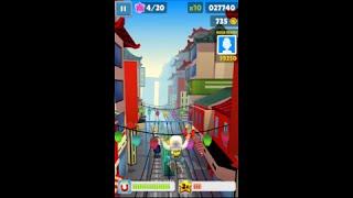 Subway Surfers - Singapore Gameplay