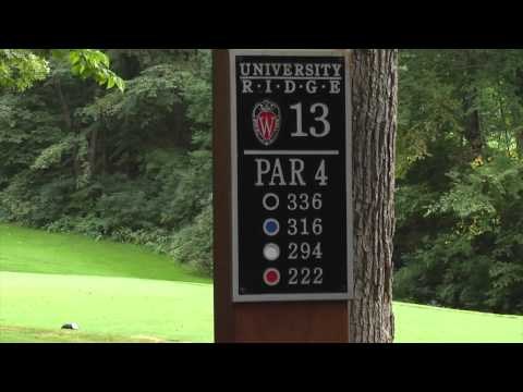 University Ridge Golf Course Video Tour