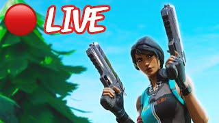 LIVE - CREATIVE W/ SUBS - HOW TO TRYOUT FOR MY CLAN - TRYNNA GRIND UP (1.1k?) - FORTNITE