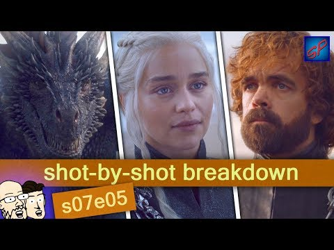 "Game of Thrones s07e05 - ""Eastwatch"" - Shot-by-Shot Breakdown/Analysis"