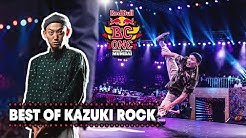 B-Boy Kazuki Rock | All Rounds | Red Bull BC One World Final 2019