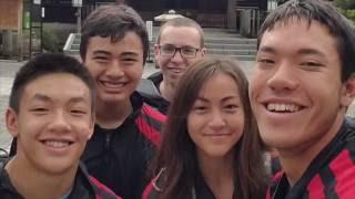 Northglenn Judo Trip to Japan (2016)
