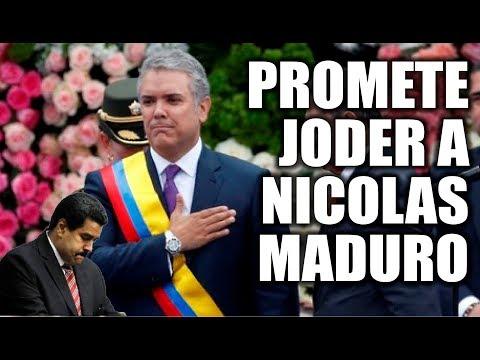 Ultimas noticias de COLOMBIA, IVAN DUQUE TOMA EL PODER 08/08/2018