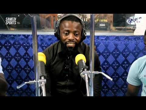 SPORTFM TV - KADER KOUGBADJA INVITE DANS SAMEDI SPORTS DE CE SAMEDI 06 AOÛT 2019 PAR FRANCK NUNYAMA
