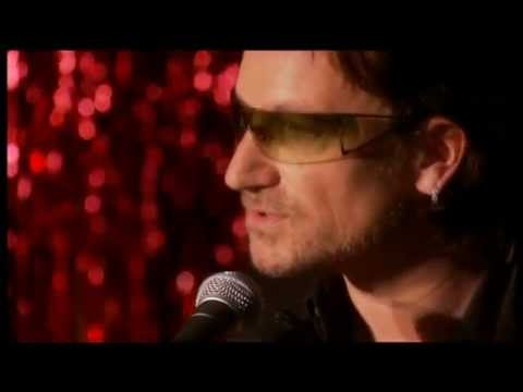 U2 AND Leonard Cohen  _ Tower Of Song -