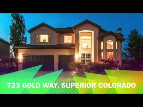 723 Gold Way, Superior CO