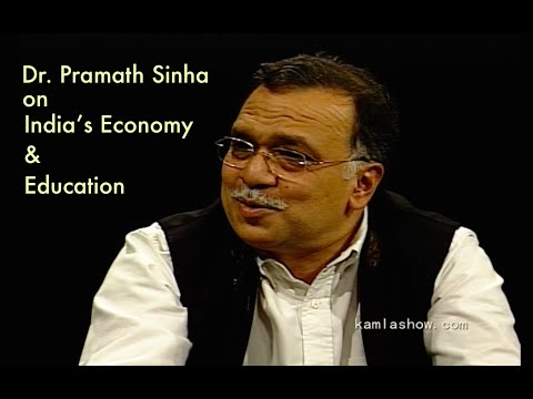 Pramath Sinha on India, Economy and Education