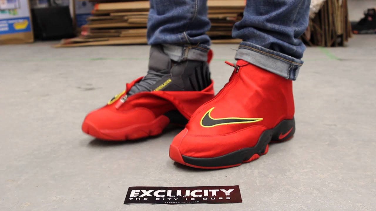 f2c060c5f75c3 Nike Zoom Air Flight The Glove