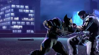 Official Marvel Vs Capcom 3: Fate of Two Worlds Announcement Trailer