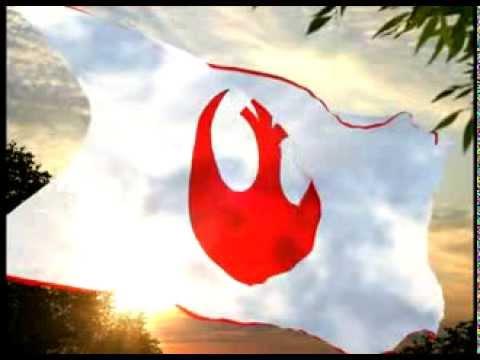 Rebel Alliance / Alianza Rebelde (Old flag / bandera antigua)