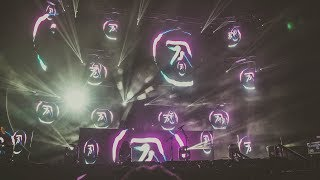Aphex Twin Live at Field Day 2017 (alt. audio)