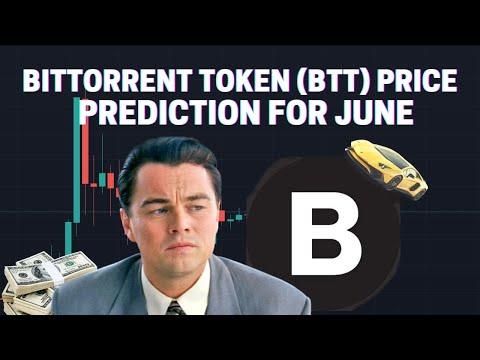 BITTORRENT TOKEN (BTT) PRICE PREDICTION FOR JUNE 2021