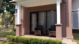 Review Premier Deluxe Room Mambruk Hotel @Anyer
