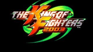 The King of Fighters 2003 - Level 4 Arcade - Jogo completo - (Trio Misto)