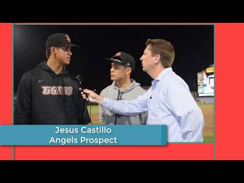 Post Game Chats - Jesus Castillo - Angels Prospect