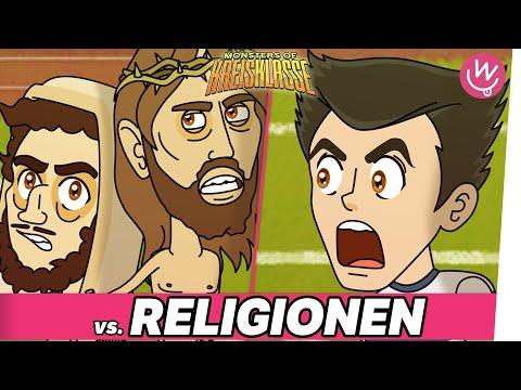 Monsters of Kreisklasse: Religionen