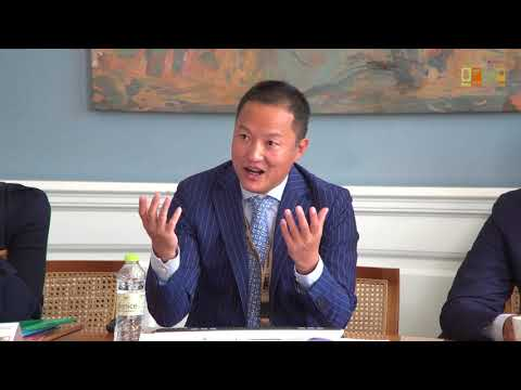 FOOD Talks 2017: Eric Li, Vice President of Shanghai Yiguo E-Commerce Co., Ltd