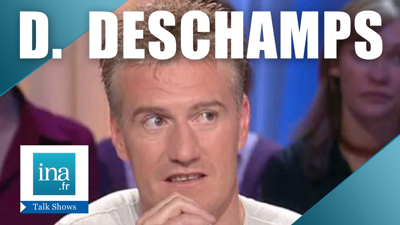 didier deschamps face aux critiques archive ina youtube. Black Bedroom Furniture Sets. Home Design Ideas