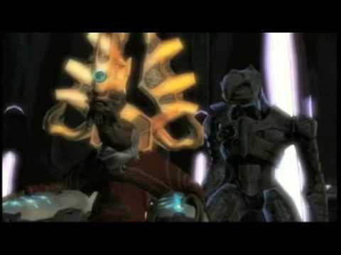 Arbiter Cutscenes (Halo 2)
