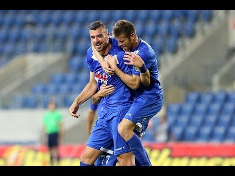 Maccabi Petah Tikva - Maccabi Netanya 1:1 - Toma score for Petah Tikva