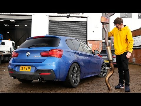 Every M140i NEEDS This Modification! *GPF/OPF/PPF Delete*