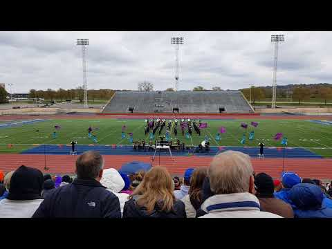 Tippecanoe High School Marching Band State Performance