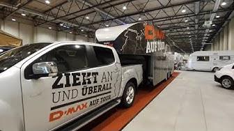 ISUZU | Das D-MAX Gespann und ein echt cooler Berliner | ACC 2020 Berlin