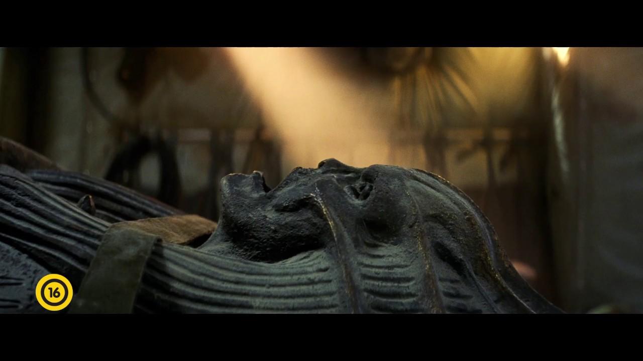 A múmia - új, magyar nyelvű előzetes