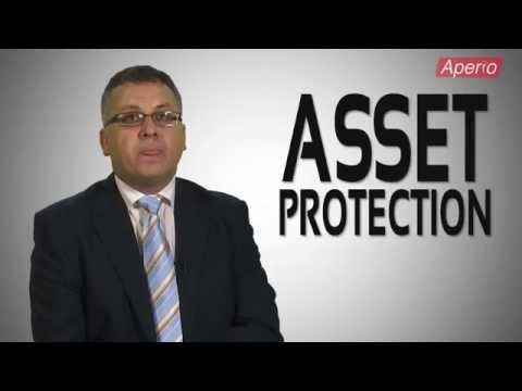 Aperio Business Tip - Using Structures to Protect Assets