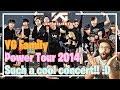 YG Family Tour - Go Away, Gangnam Style, Fantastic Baby **Live Reaction**