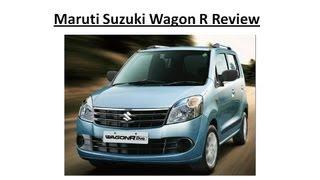 Maruti Suzuki Wagon R Review